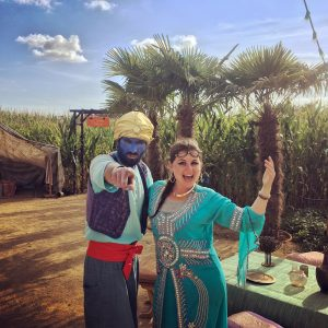 2017 edition: The Aven Parc's Arabian nights…