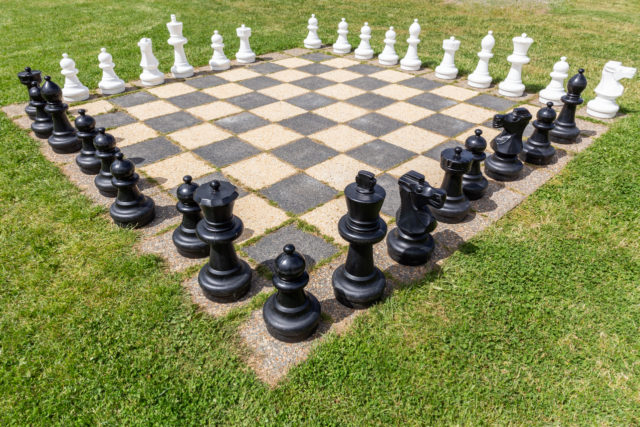 The giant chess